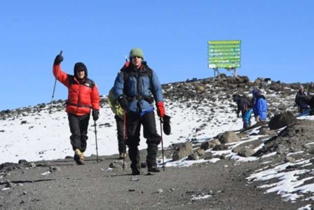 Best Route up mount Kilimanjaro